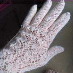 Pitsilised gloves